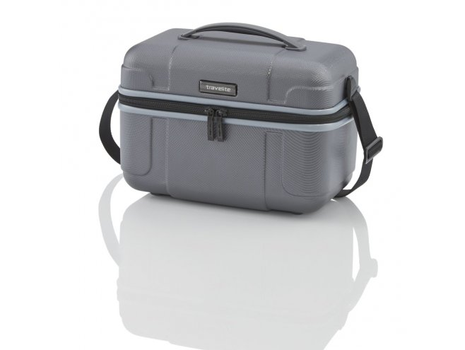 Travelite Vector Beauty case Anthracite