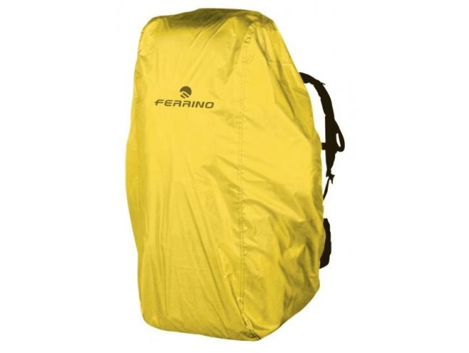 Ferrino Backpack Cover Yellow pláštěnka na batoh žlutá