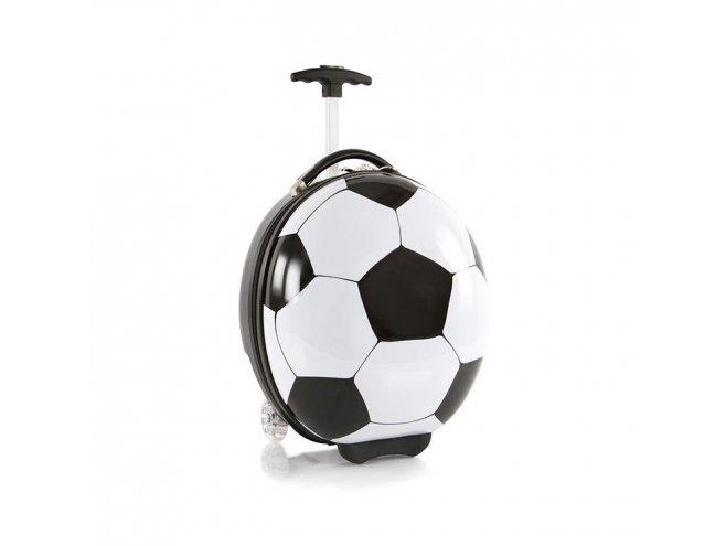 Heys Kids Sports Luggage Soccer Ball detský škrupinový cestovný kufor 41 cm