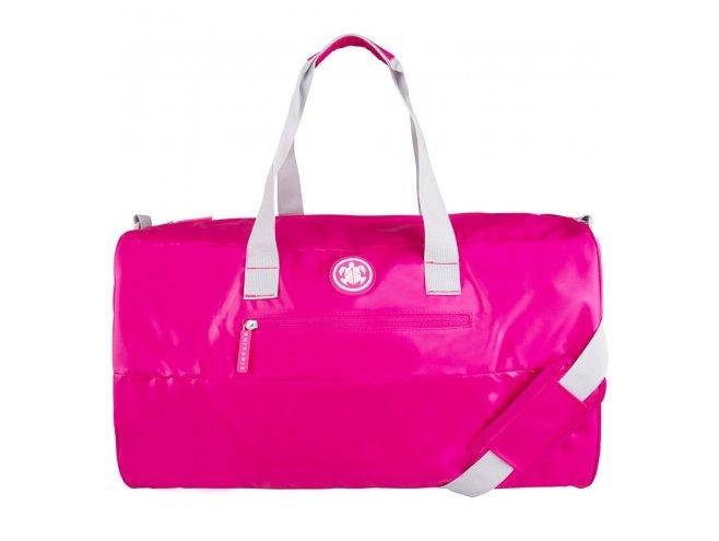SUITSUIT Caretta Weekender Hot Pink multifunkční taška 31x54x30 cm, 50 l