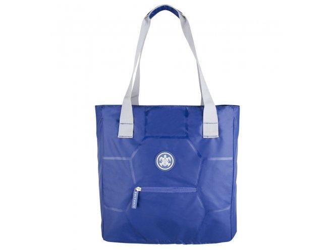 SUITSUIT Caretta Shopping Bag Dazzling Blue univerzální dámská taška přes rameno 16 l