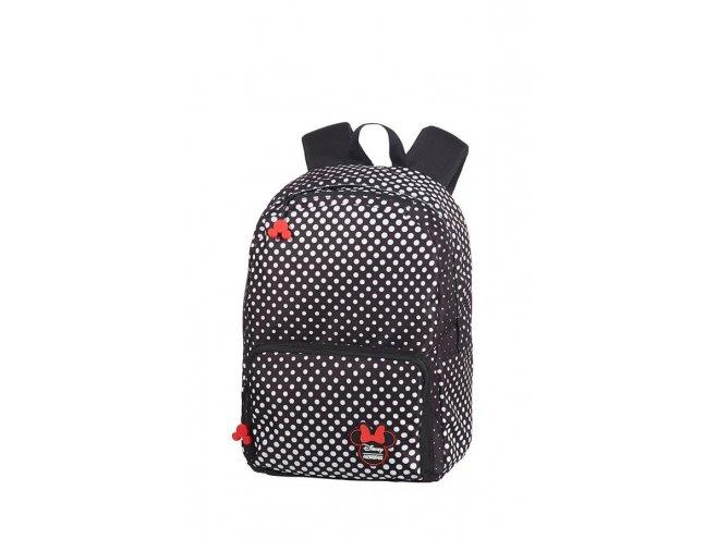 American Tourister UG Disney volnočasový batoh Minnie Mouse Polka Dot 22 l