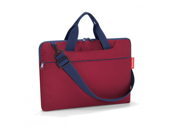 "Reisenthel Netbookbag elegantní taška na notebook 15,6"" Dark Ruby"