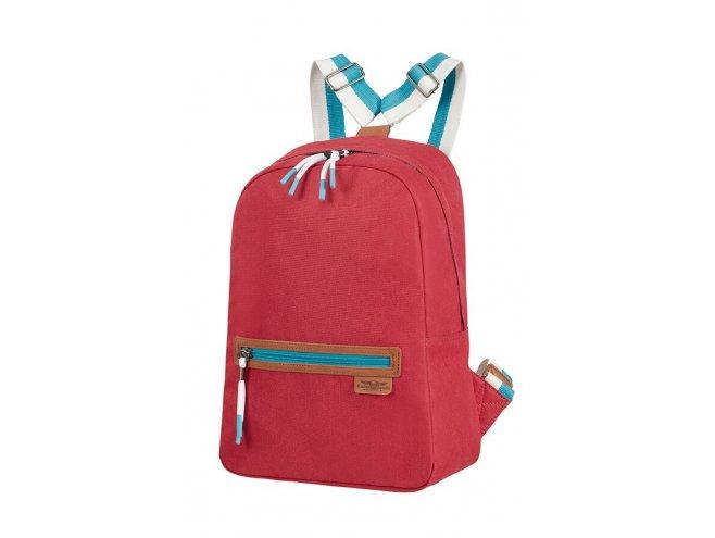American Tourister Fun Limit volnočasový batoh 20,5 l Cardinal Red