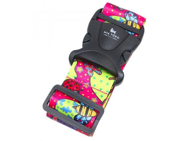Mia Toro MA-015 Allegra popruh na cestovní kufr