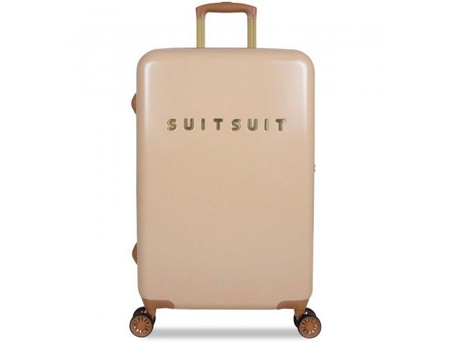 Cestovní kufr SUITSUIT® TR-7108/3-M - Fab Seventies Warm Sand