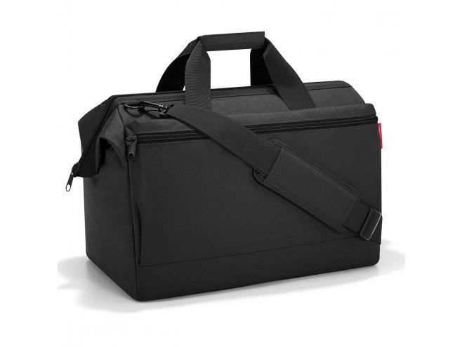 Reisenthel Allrounder L Pocket cestovní brašna 48 cm Black