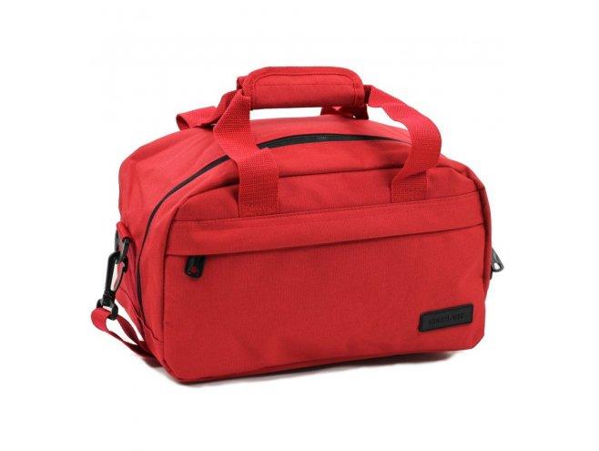 Member's SB-0043 palubní cestovní taška 40x20x25 cm Ryanair červená
