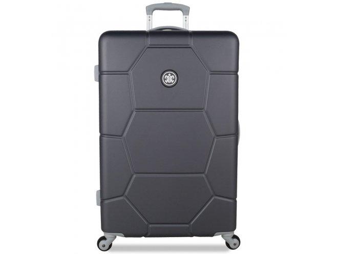 SUITSUIT Caretta L Cool Grey cestovní kufr na 4 kolečkách 75 cm