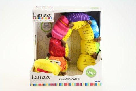 Lamaze - hudební housenka