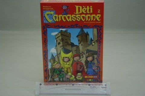 Carcassonne Děti z Carcassonne