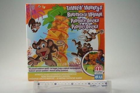 Hra Padající opičky 52563