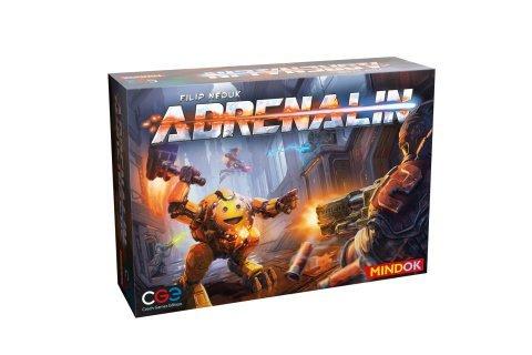 Hra Adrenalin