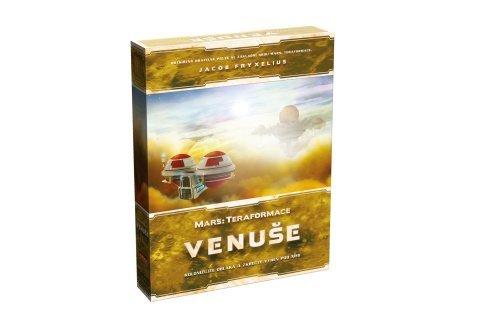 Mars: Teraformace rozšíření Venuše