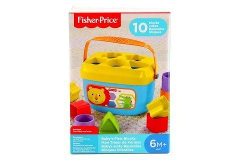 Fisher Price První vkládačka FFC84