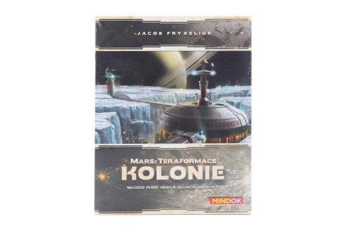 Mars: Teraformace - Kolonie