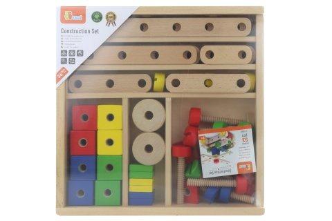 Dřevěná stavebnice konstruktér