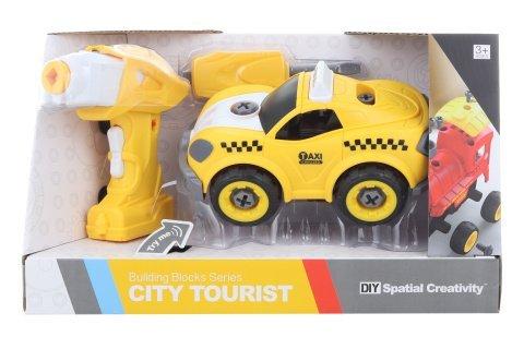 Šroubovací taxi na dálkové ovládání