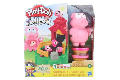 Play-Doh Animals rochnící se prasátka