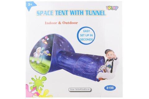 Stan vesmírný s tunelem