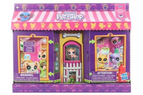 Littlest Pet Shop Obchod se zvířátky