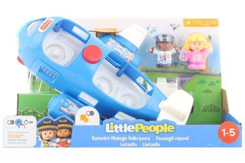 Fisher-Price Little People Letadlo GXR92 TV 1.4-30.6.2021
