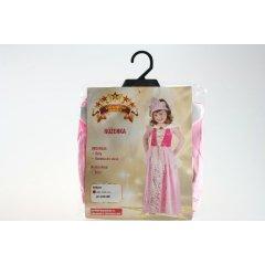 Šaty Šípková Růženka 92-104cm