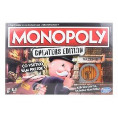Monopoly Cheaters edition SK