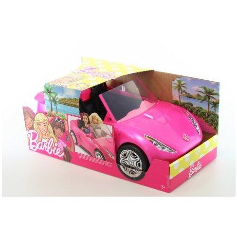 Barbie Elegantní kabriolet DVX59