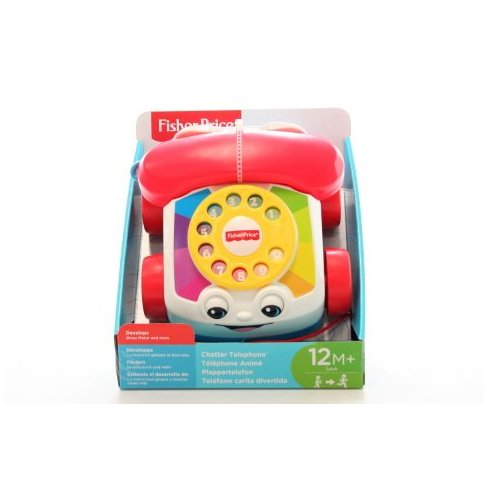 Fisher price Tahací telefon FGW66