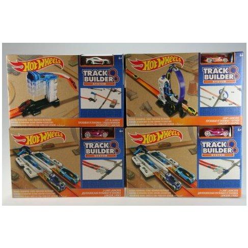 Hot Wheels Track Builder doplňky a dráhy DNH84
