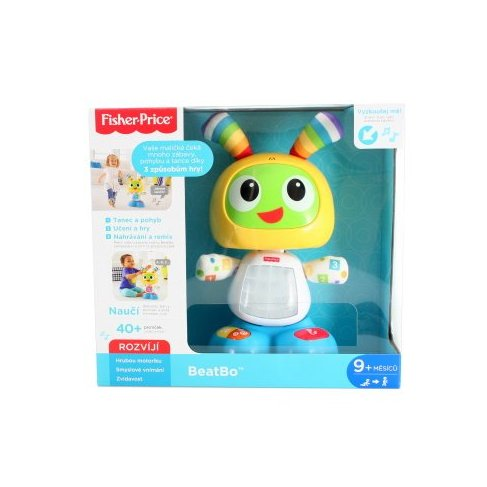 Fisher Price Beatbot CZ FBP64