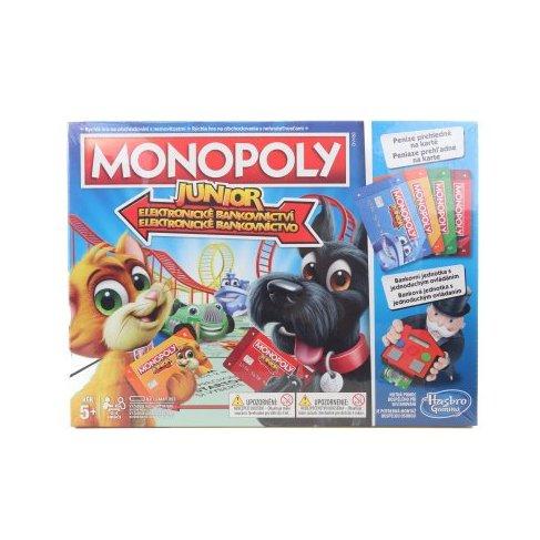 Monopoly Junior Electronic Banking CZSK