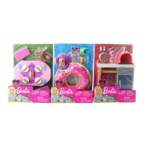 Barbie Nábytek a doplňky FXG37
