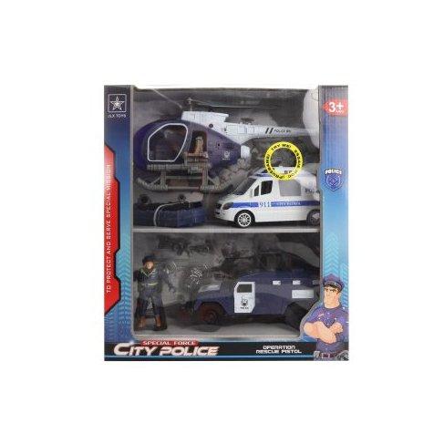 Policejní sada na baterie