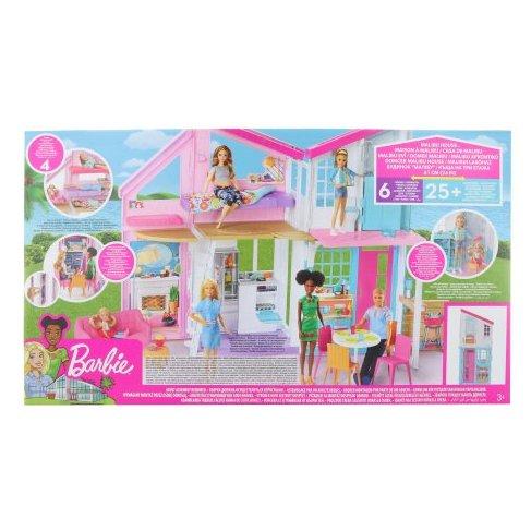 Barbie Dům v Malibu FXG57