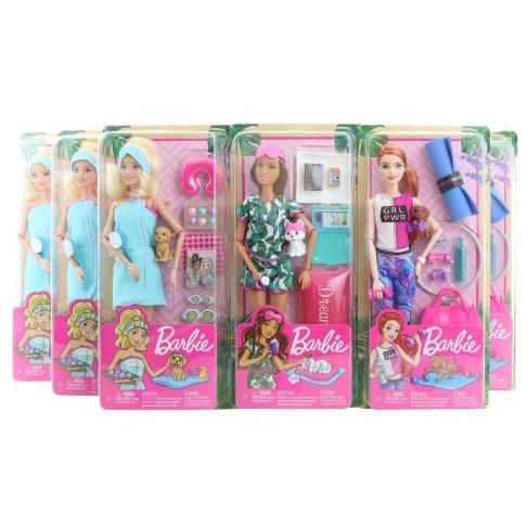 Barbie Wellness panenka GKH73 TV 1.4. - 30.6.2020