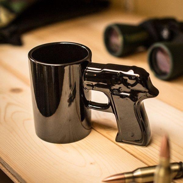 Hrnek pistole