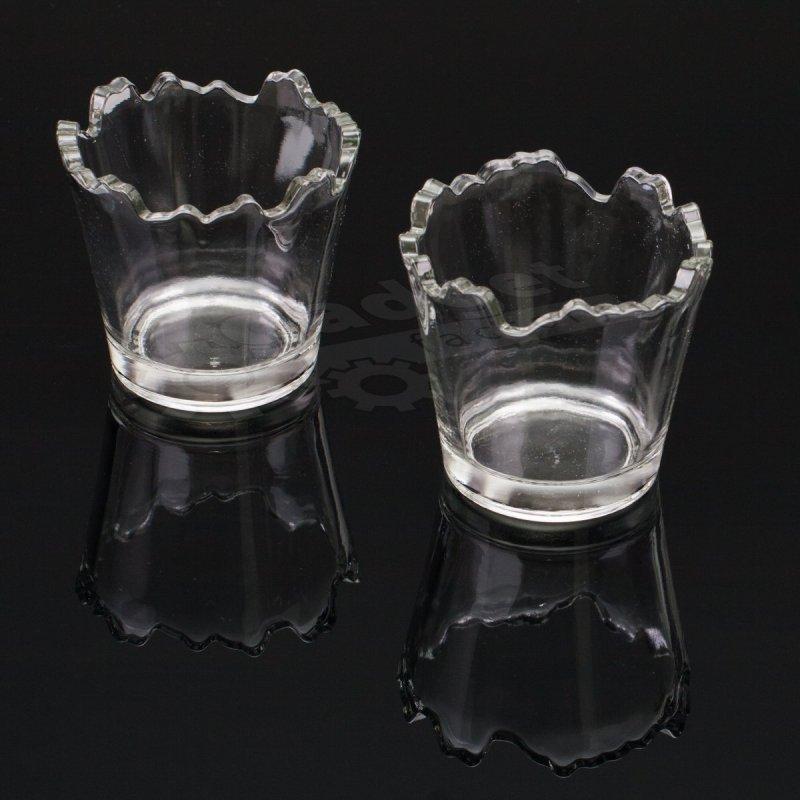 Zubatá sklenice 2kusy