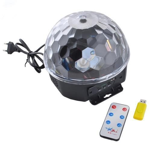 Disco LED koule