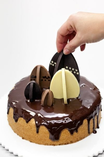 3D forma na vajíčka