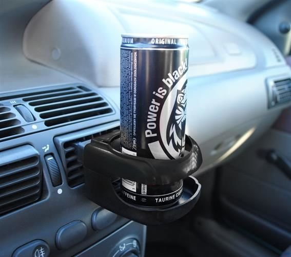 Univerzální držák do auta na nápoje