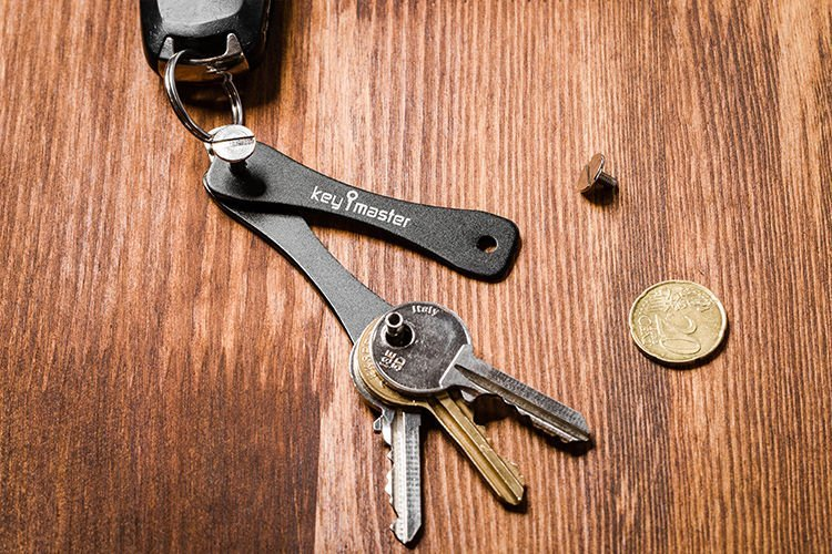 Organizér na klíče