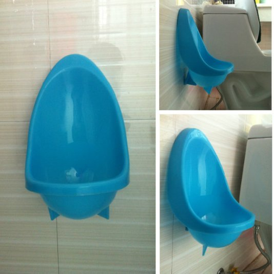 Dětský pisoár - Tmavě modrá