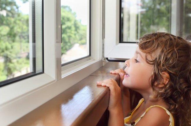 Bezpečnostní klika na okna
