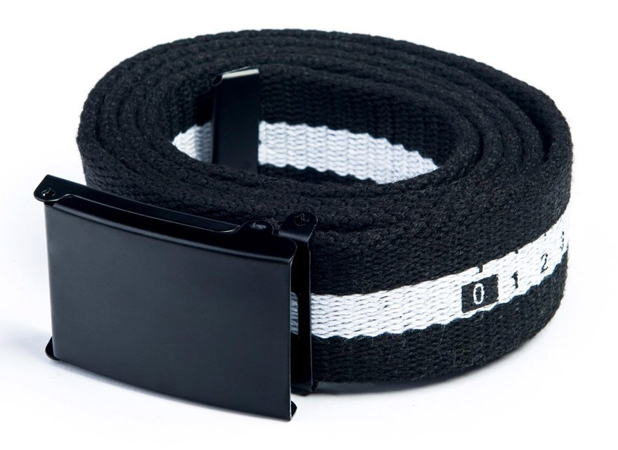 Měřící pásek - Černá