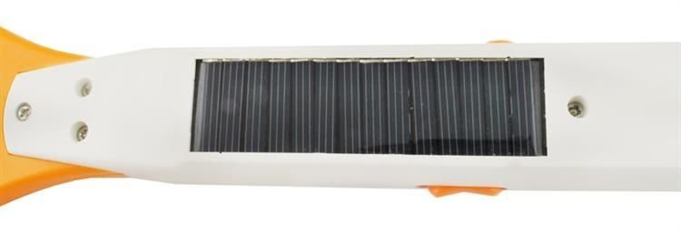 Solární Elektrická plácačka - hmyzí paralyzér