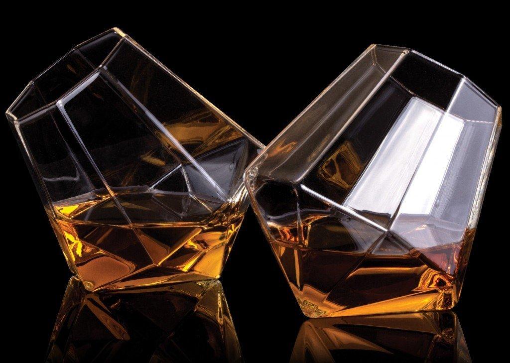 Skleničky Diamant