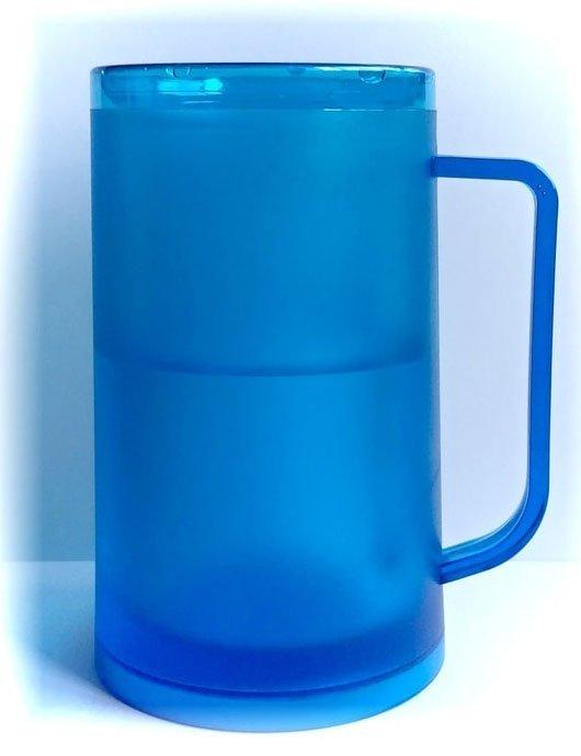Chladící půllitr 0,33l modrý