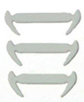 Silikonové tkaničky